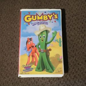 Gumby's Adventures VHS